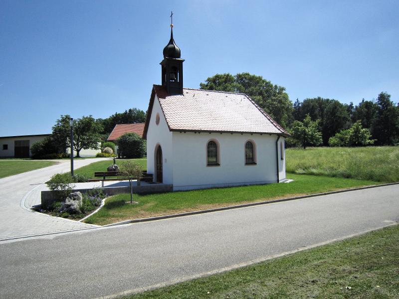 Kapelle Außenansicht